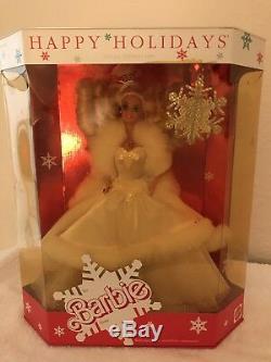 Holiday Barbie 1989 Limited Edition Mib