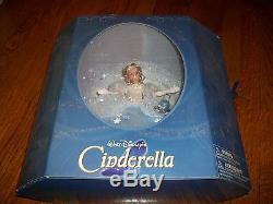 Htf Disney Cinderella Doll Edition Limitée Extremement Rare