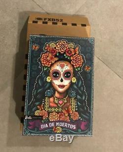Jour Barbie Of The Dead Limited Edition Prêt À L'expédition