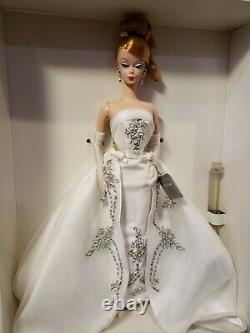 Joyeux Silkstone Barbie Doll 2003 Édition Limitée Mattel B3430 Onf
