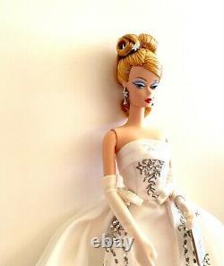 Joyeux Silkstone Barbie Limited Edition Bfmc De-boxed Mint B3430