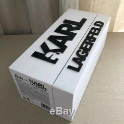 Karl Lagerfeld Poupée Barbie Étiquette Platinum Edition Limitée À 595/999