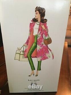 Kate Spade Edition Limitée Barbie 2003, Collectionneurs Rares Article N ° Couvercle