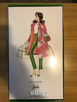 Kate Spade Limited Edition 2003 Barbie Collectionneurs Rare Article Neuf Dans La Boîte