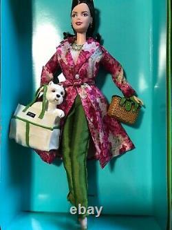 Kate Spade Limited Edition Barbie 2003 Rare Collectors Item Nouveau Dans La Boîte