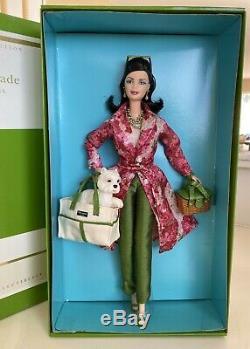 Kate Spade New York, Barbie Poupée Edition Limitée! Certificat