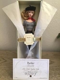 L'artiste Silkstone Barbie Limitée