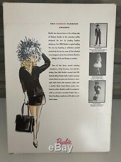 La Barbie Fashion Awards Limited Edition Chic Barbie Facile Rare