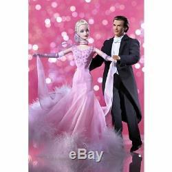 La Nrfb Waltz Barbie & Ken Giftset 2003 Limited Edition # B2655. Lisez S'il Vous Plaît