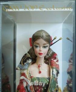 La Poupée De La Convention Barbie Avec La Convention Gaw 2019, Tournée Au Japon, Se Limite À 275
