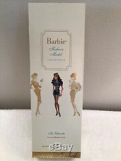 La Ushetette Silkstone Limitée Poupée Barbie