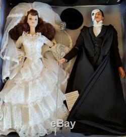 Le Fantôme De L'opéra Barbie Giftset 1998 Mattel # 20377 Limited Edition Nrfb