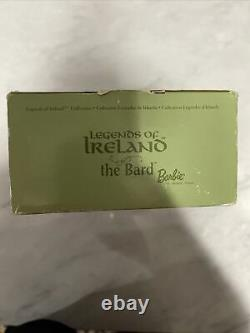 Legends Of Ireland The Bard Limited Edition 2003 Collection New