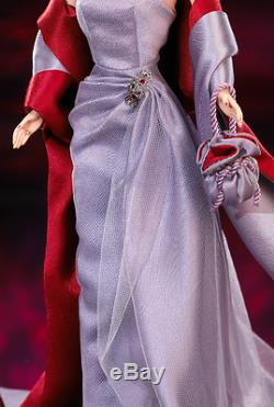 Les Concepteurs Salut À Hollywood Collection Vera Wang Poupée Barbie Broche Collier