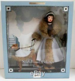 Lévrier Poupée Barbie (société Hound Collection) (limited Edition) (nouveau)