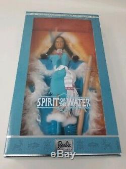 Limited Edition Esprit De L'eau Barbie -deuxième Dans La Série 2001