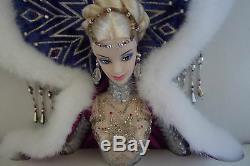 Limited Edition Fantaisie Déesse De L'arctique 2001 Barbie Doll