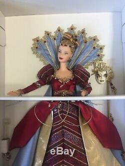 Limited Edition Masquerade Gala Collection Venetian Opulence Et Rendez-vous Barbie
