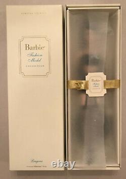 Lingere Silkstone Barbie Numéro 3 Limited Edition 29651- Onf 2000