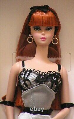 Lingerie #6 Silkstone Barbie Bfmc Nrfb 2003 Edition Limitée Mattel 56948