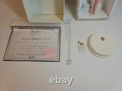 Lingerie Barbie Silkstone Fashion Model Collection- Edition Limitée Avec Boîte