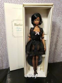 Lingerie Silkstone Barbie Doll Aa # 5 Limited Edition Mattel 56120 Nrfb