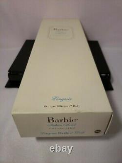 Lingerie Soilstone Barbie Doll 2000 Brunette #2 Edition Limitée Mattel 26931 Nib