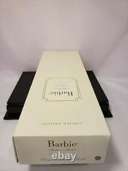 Lingerie Soilstone Barbie Doll Redhead #6 Limited Edition 2002 Mattel 56948 Nrfb