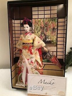 Maiko Limitée Barbie Doll