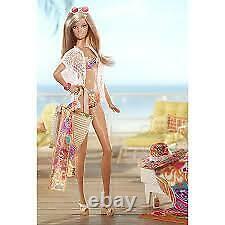 Malibu Barbie Doll Par Trina Turk, Édition Limitée, Onf