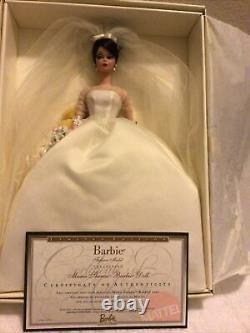 Maria Therese Silkstone Edition Limitée Mariée Barbie
