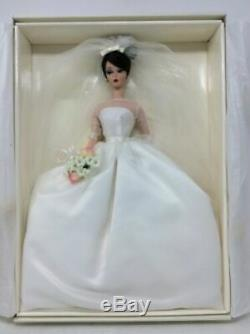 Maria Therese Silkstone Mannequin Barbie Bride 2001 Limited Edition Nrfb