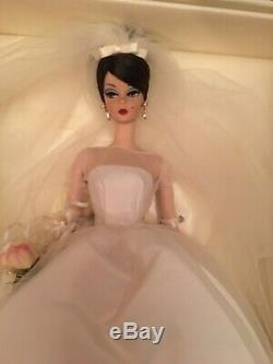 Maria Therese Silkstone Mannequin Barbie Bride Nrfb 2001 Limited Edition Nouveau