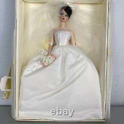 Maria Therese Silkstone Modèle De Mode Barbie Mariée Nrfb 2001 Édition Limitée