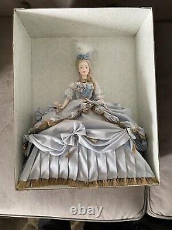 Marie Antoinette Barbie Doll-mattel 2003-vhtf Limited Edition-detailed Beauty