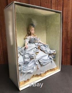 Marie Antoinette Poupée Barbie Femmes De La Série Royalty Série Limitée Ed No Box Top Nrfb