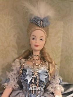 Marie-antoinette Barbie Femmes De Droits Série Limited Edition