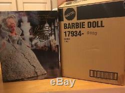 Mattel 1997 Madame Du Barbie Conçu Par Bob Mackie Limited Edition (nouveau Nrfb)