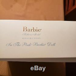 Mattel 2000 Barbie Dans Le Modèle Rose Fashion Collections Limited Edition # 27683
