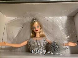 Mattel- 2000 Millennium Bride Barbie-onrfb-limited To 10,000-has Shipper