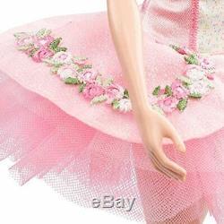 Mattel Barbie Collector Rose Étiquette Ballet Rêves 2014 Limitée Editionunused