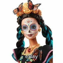 Mattel Barbie Dia De Los Muertos (jour Des Morts) Doll Limited Edition Précommande