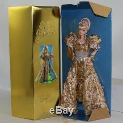 Mattel Barbie Doll 1994 Limited Edition D'or Jubilee Nm Box