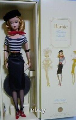 Mattel Barbie Fashion Model Collection The Artist Limited Sortie En Asie2008