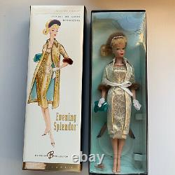 Mattel Barbie Gold Label Edition Limitée Splendeur Du Soir 2005