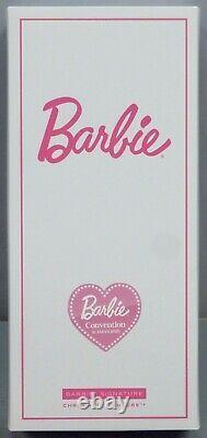 Mattel Barbie Japon Convention 2020 Limited Edition Platinum Étiquetez Nrfb Rare