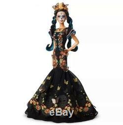 Mattel Barbie Limited Edition Dia De Los Muertos Jour De Mort Doll L Aujourd'hui Navires
