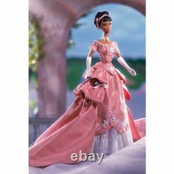 Mattel Barbie Limited Edition Wedgwood Robert Meilleure Robe Rose 2001 Aaunused