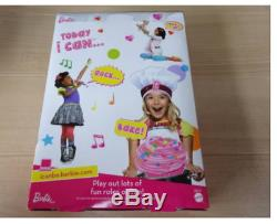 Mattel Barbie Limitée Bbv37 I Can Be Artiste Maquillage Doll Figure