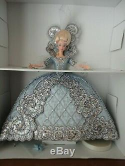 Mattel Barbie Madame Du Barbie Bob Mackie Edition Limitée Avec Coffret 17934